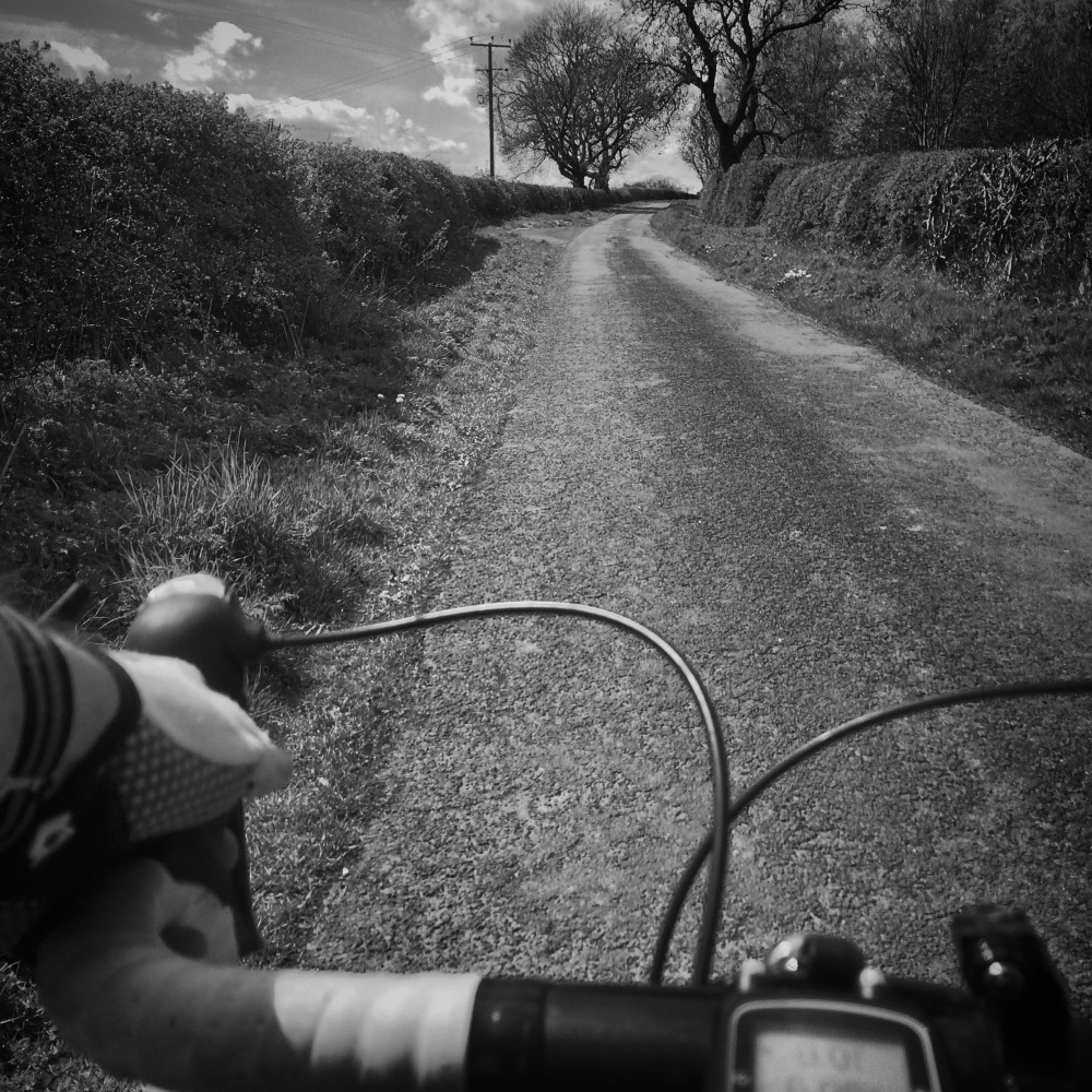 Back Road Cycling in Northumberland