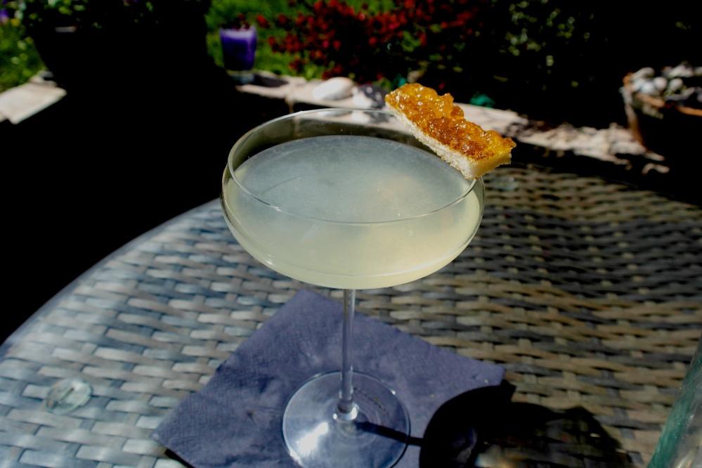 Breakfast Adventure Club Martini